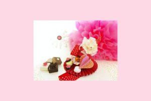 スキルアップ講座 キッズクラフトランドvol.1 チョコレートハット&ミニチョコBOX
